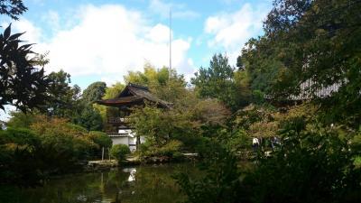 山辺の道  長岳寺から大和平野遠望と天理の鰻淡水