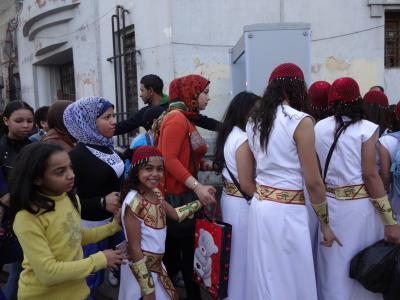 カイロ~アレキサンドリア(エジプト)  2014.2.21