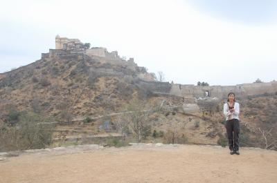 クンバルガルとジャイナ教寺院【デリーの西、ムンバイの北23】