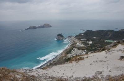 島旅 伊豆諸島・新島編 ~ 白砂とコーガ石の島を散策 ~
