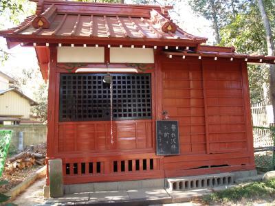 赤子稲荷神社(埼玉県熊谷市)