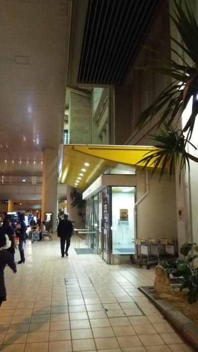 暖を求めて沖縄へ(1日目)宿泊・夕食