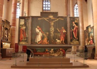 コルマール  祭壇画とノエルの市