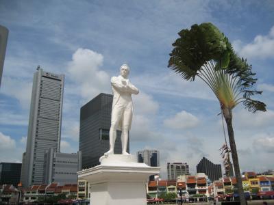 立ち寄りシンガポール