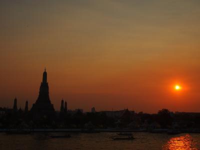 タイ旅行記(1)バンコク