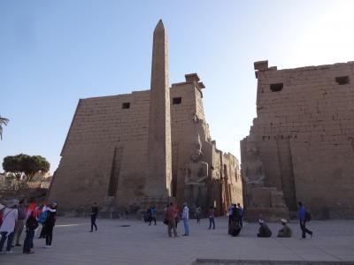 ダハブ~ルクソール(エジプト) 2014.2.27