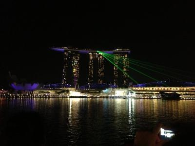 シンガポール食べまくり旅行