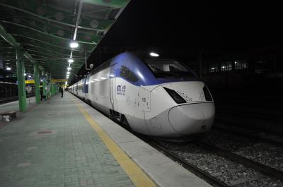 2014年2月韓国鉄道旅行4(順天-馬山-ソウル)