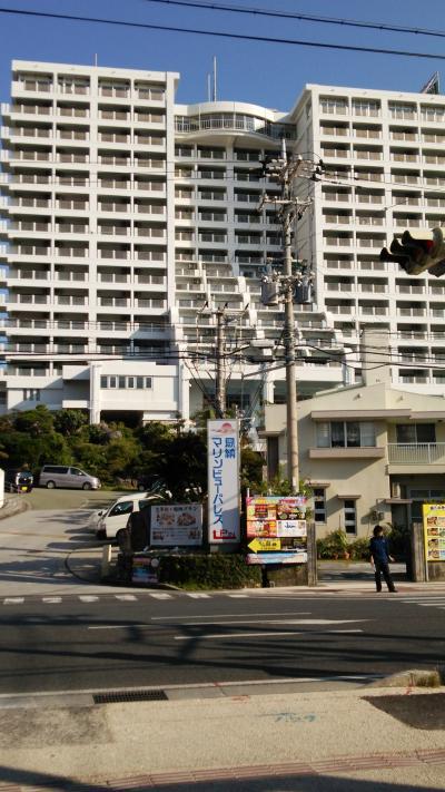 暖を求めて沖縄へ(2日目)恩納