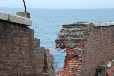 紀淡海峡を守った紀州加太の砲台跡を訪ねて