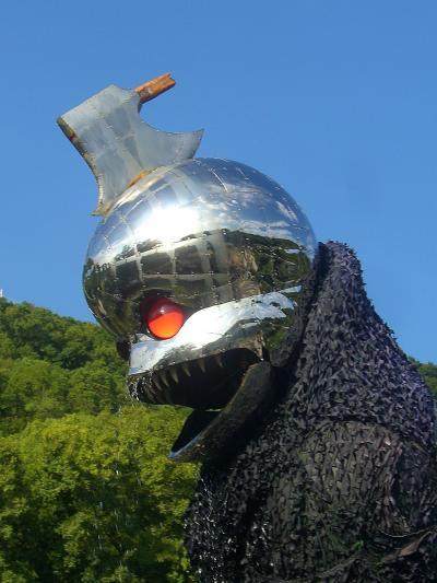 現代アートの祭典♪ 瀬戸内国際芸術祭2013(ART 小豆島)工事中