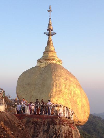 ミャンマー行ってみました 1