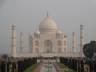ナマステ インド旅行 ゴールデントライアングルを周る5日間