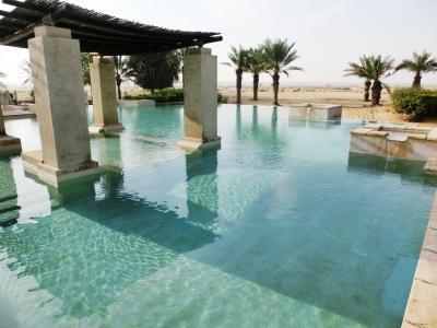 Dubai前半 宿泊はバブアルシャムスデザートリゾート&スパ(・ω・)/♪