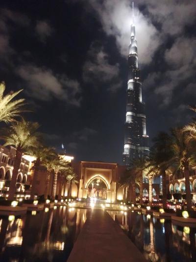 Dubai後半 宿泊はザ・パレスダウンタウン・ドバイ(・ω・)/♪