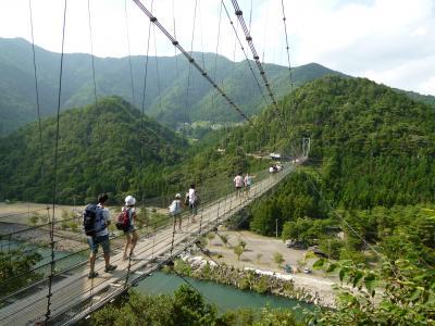 十津川温泉までドライブ 2013