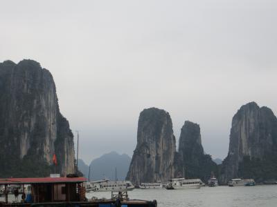 ベトナム北部 2つの世界遺産といにしえの古都を巡る5日間 ハロン湾クルーズ