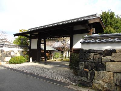 2014年 萩の北門屋敷に友人と泊まって来ました。