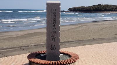 東日本大震災祈念共走IN青島ランニングコース
