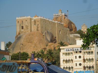 2014年週末海外計画第2弾 初インド、弾丸旅行で行ってみたティルチラパッリ(羽田~インド1日目編)