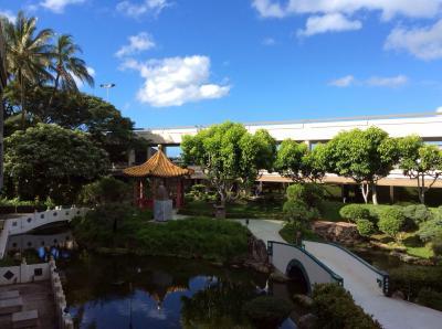 8回目のハワイ 初のコオリナ全滞在 全レンタカーの旅(6日目出国~帰国編)