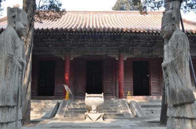 孔子の故郷曲阜へ4★ものすごく広大な…孔子とその一族の墓地~孔林~