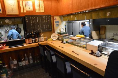 すし処 かねへい 八景島シーパラダイス 柴漁港近くの地魚寿司のおすすめのお店 2014年3月