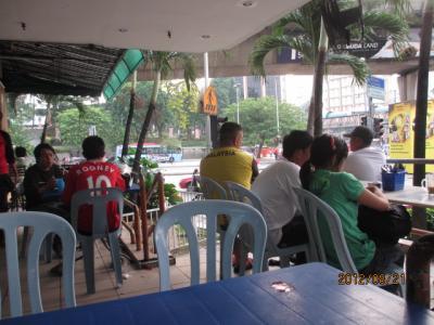 上海ー新加坡ー吉隆坡ー曼谷4都旅行記(56)クアラルンプール長距離バスターミナルからキャメロンハイランドへ。