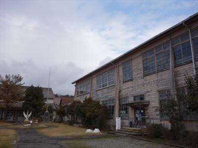 2014年 1月 滋賀県 旧鎌掛小学校