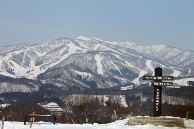 奥美濃の盟主  大 日 ケ 岳  (1,708.9m)