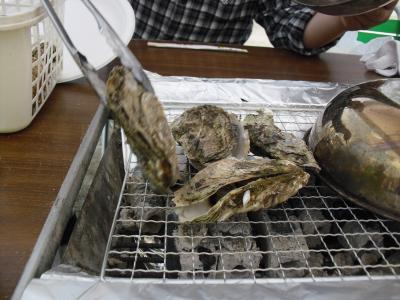 ☆挑戦牡蠣食べ放題☆