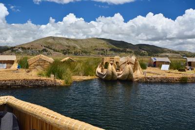 女一人旅 初の南米 ペルー&ボリビア1か月 ~チチカカ湖(ウロス島)編~
