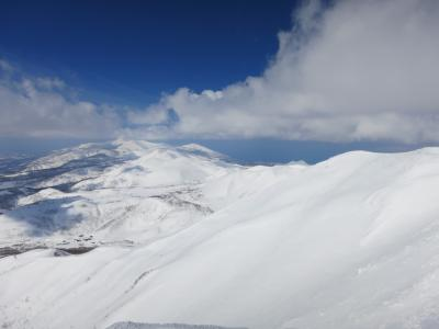 March 2014 ニセコアンヌプリでスキー三昧