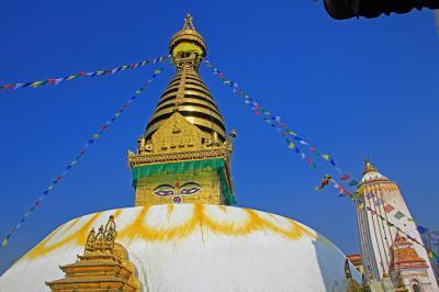 今年の年始年末はヒマラヤで(世界の屋根、ネパール編)