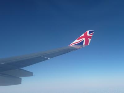 初めての海外年越し☆英国への旅2013-2014①☆前泊~成田出発~ロンドン到着編