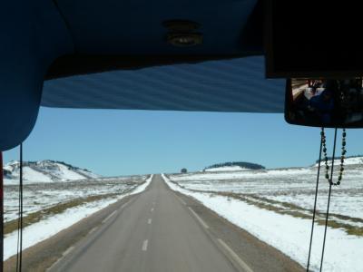 モロッコいろいろ④雪山越えて、オアシスへ