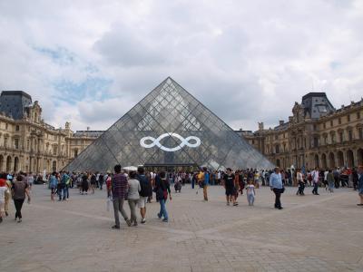 Bonjour PARIS♪初めてのパリ④最大の目的ルーブル美術館?オルセー美術館。【最終章】