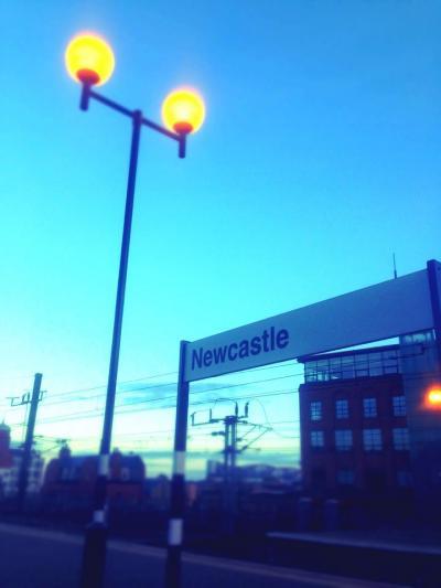 ゆっくり過ごす週末@Newcastle