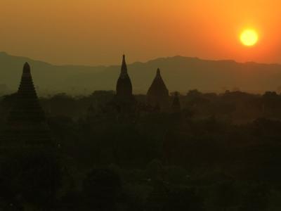 この絶景が見たくて~!! バガン遺跡群 ★ミャンマー旅行記(5)★