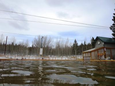 ユーコン 極北&オーロラ(1/全5): 準備編, 往路, ホワイトホース(タキニ温泉)