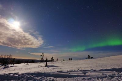 2度目のフィンランド 9日間のんびり旅 ~最後の夜&帰国 月と星とオーロラと~