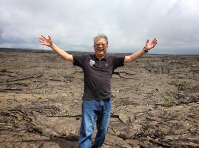 キラウェア火山を回ってきました。