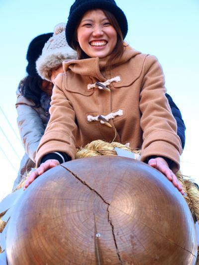 2014春を呼ぶ 「 ほだれ祭り 」 & 「 山古志の火まつり 」 そして 湯っ多里館の旅 < 新潟県南蒲原郡・長岡市 >