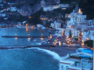 2度目のイタリアに再び魅せられて・・・憧れのアマルフィ海岸で街歩き♪そして静かな朝の散歩は素晴らしい^^*