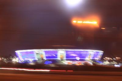 Donetsk 旅行記 12月29日 その1