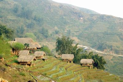 ベトナムと中国(元陽)の旅ー8