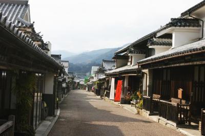 うだつの街を訪ねて ー 貞光と脇町