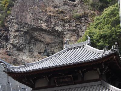 奈良、蕎麦と宝山寺