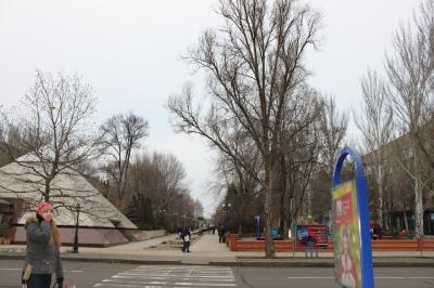Donetsk 旅行記 12月29日 その2