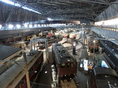 子ウサギの聖地巡礼~1歳児と行く鉄道博物館~